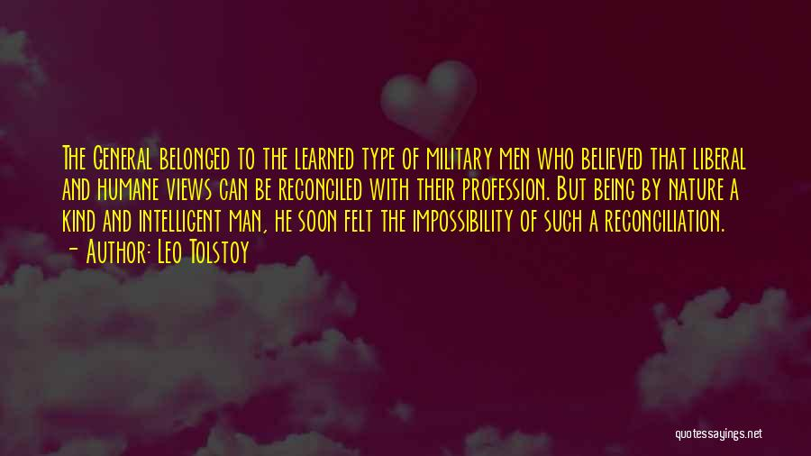 Military Profession Quotes By Leo Tolstoy