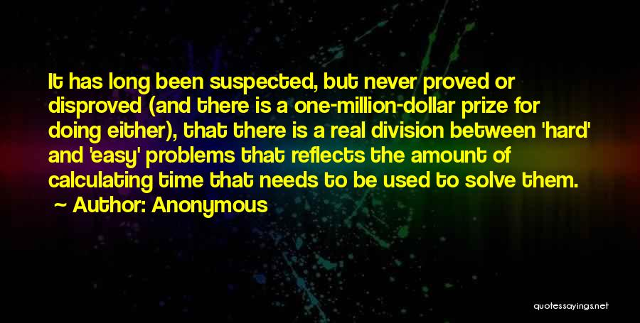 Million Dollar Quotes By Anonymous