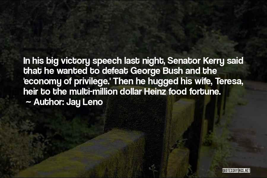 Million Dollar Quotes By Jay Leno