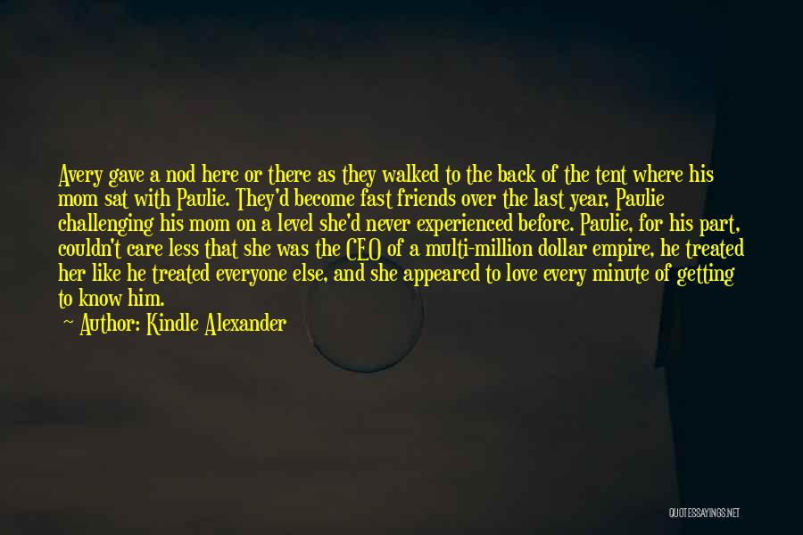Million Dollar Quotes By Kindle Alexander