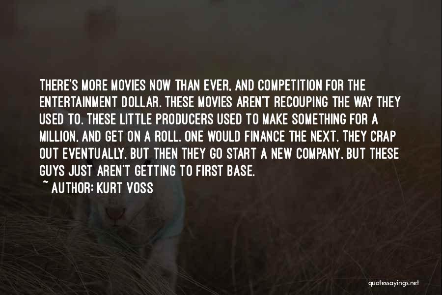 Million Dollar Quotes By Kurt Voss