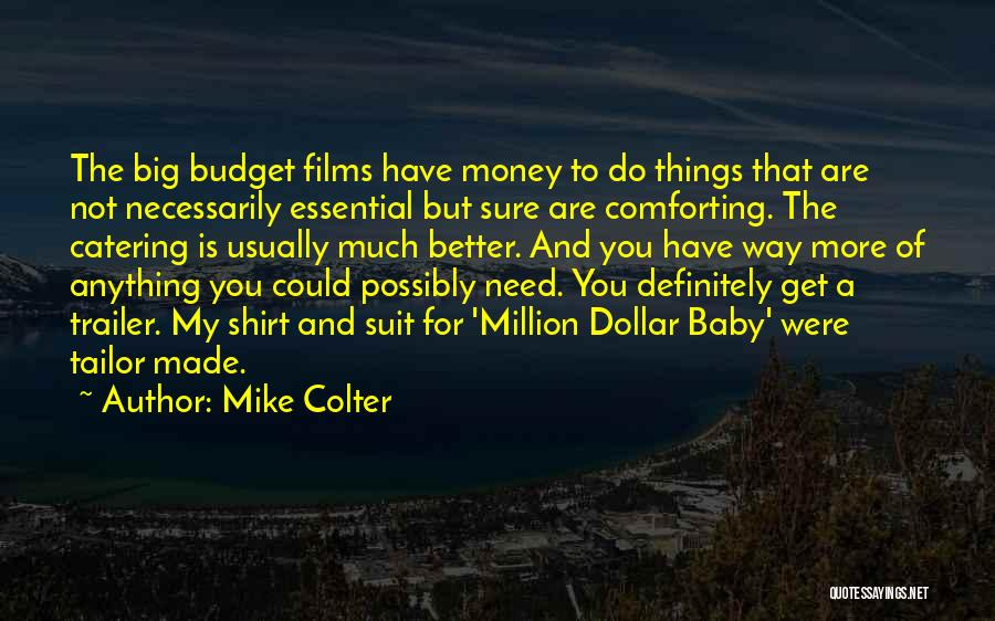 Million Dollar Quotes By Mike Colter