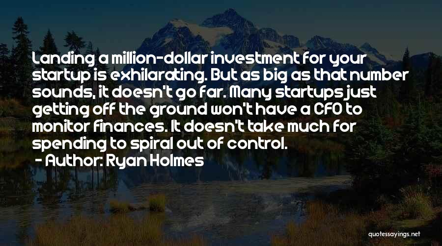 Million Dollar Quotes By Ryan Holmes