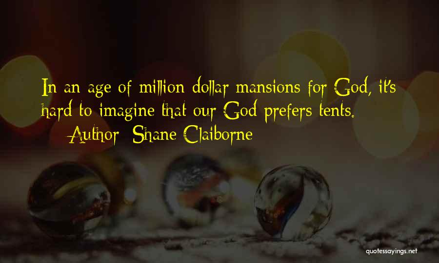 Million Dollar Quotes By Shane Claiborne
