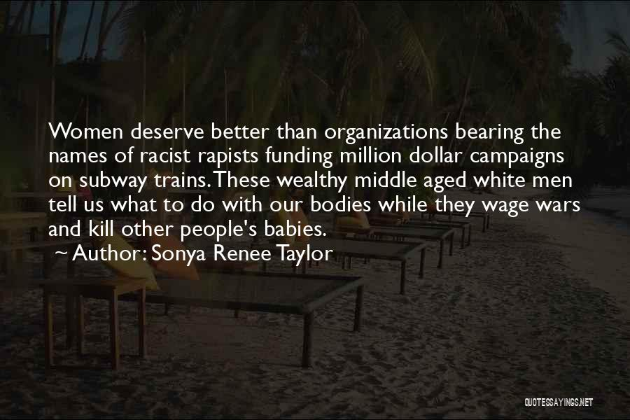 Million Dollar Quotes By Sonya Renee Taylor