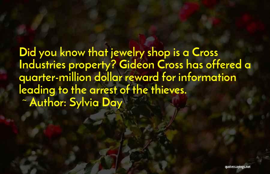 Million Dollar Quotes By Sylvia Day