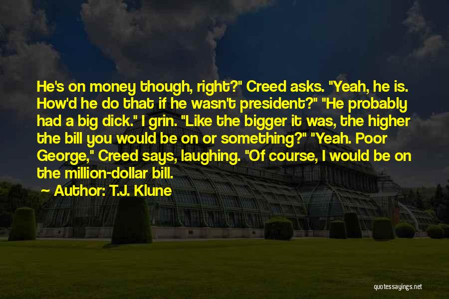 Million Dollar Quotes By T.J. Klune