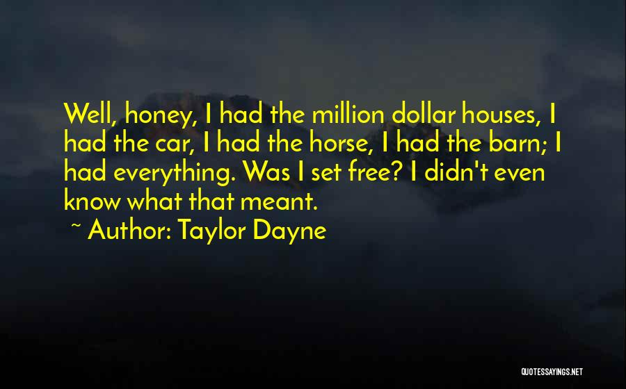 Million Dollar Quotes By Taylor Dayne