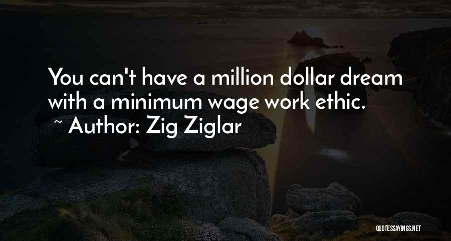 Million Dollar Quotes By Zig Ziglar