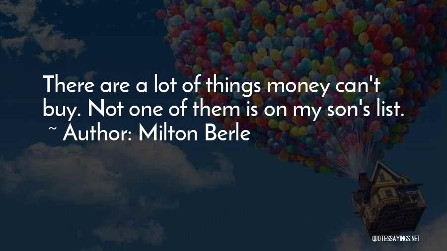 Milton Berle Quotes 1030164