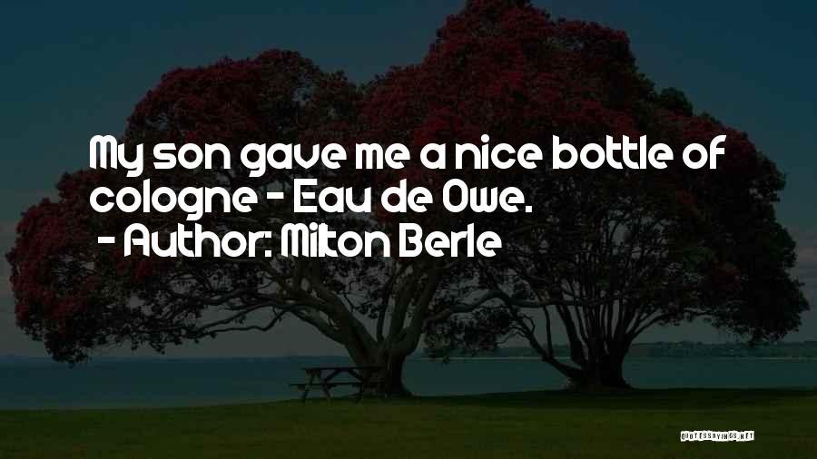 Milton Berle Quotes 124108