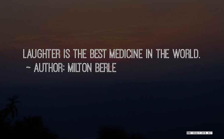 Milton Berle Quotes 1337660