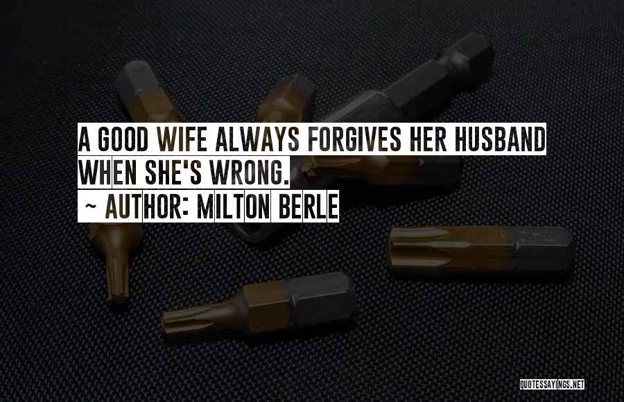 Milton Berle Quotes 1600064