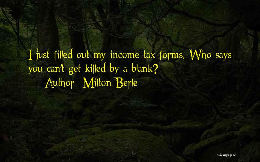 Milton Berle Quotes 160539