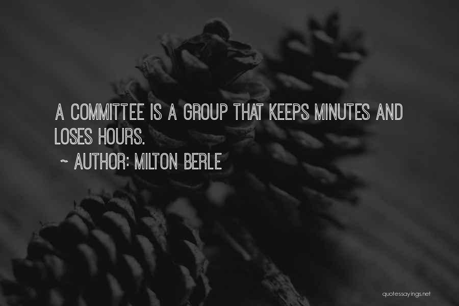 Milton Berle Quotes 1648852