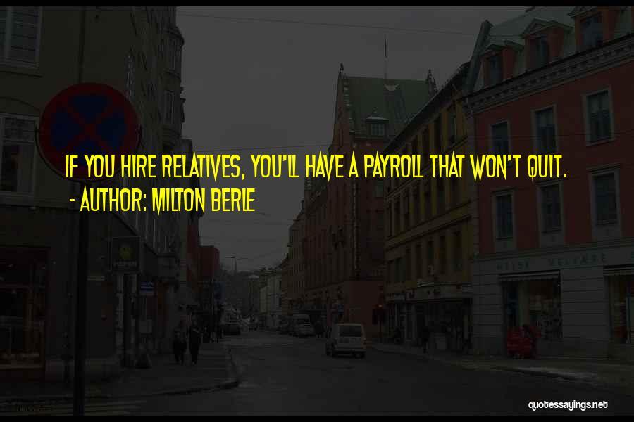 Milton Berle Quotes 1730967
