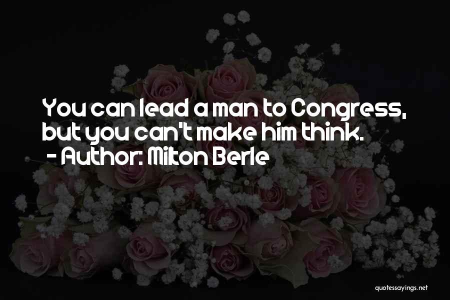 Milton Berle Quotes 1966716