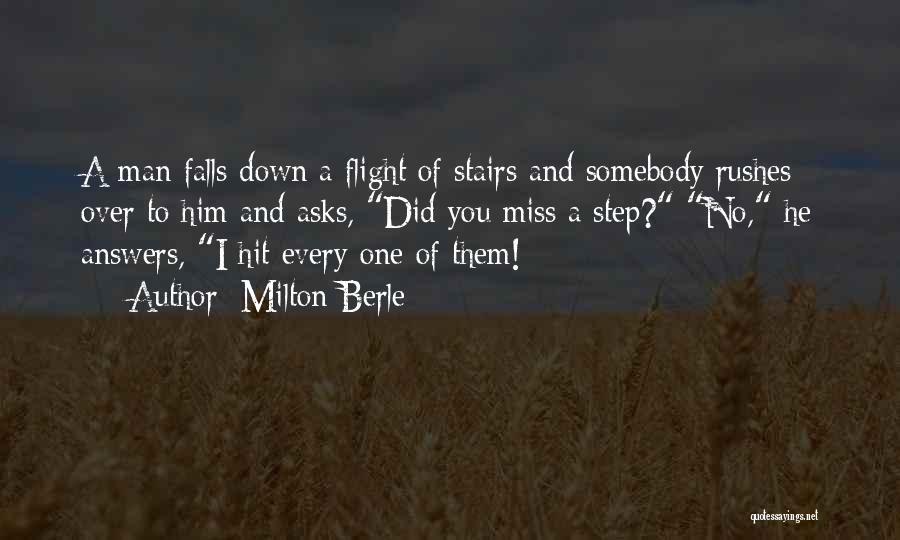 Milton Berle Quotes 2101642
