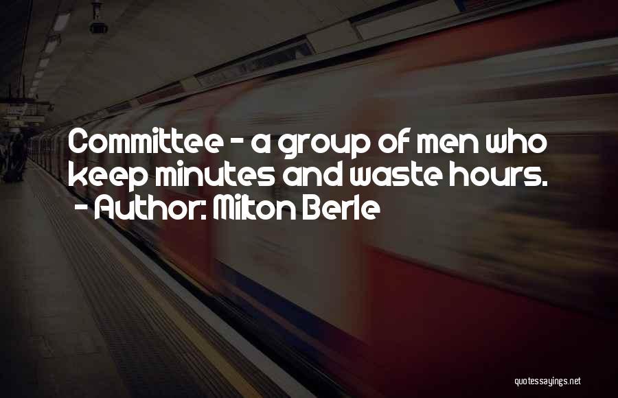 Milton Berle Quotes 2149150
