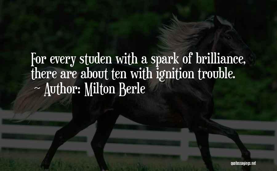 Milton Berle Quotes 2248494