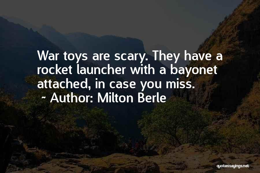 Milton Berle Quotes 348188