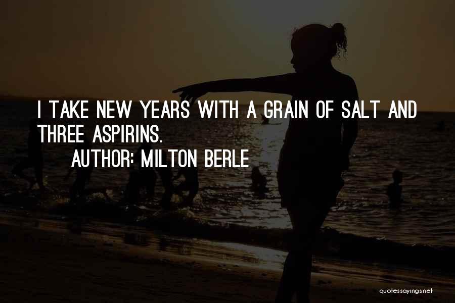 Milton Berle Quotes 79446