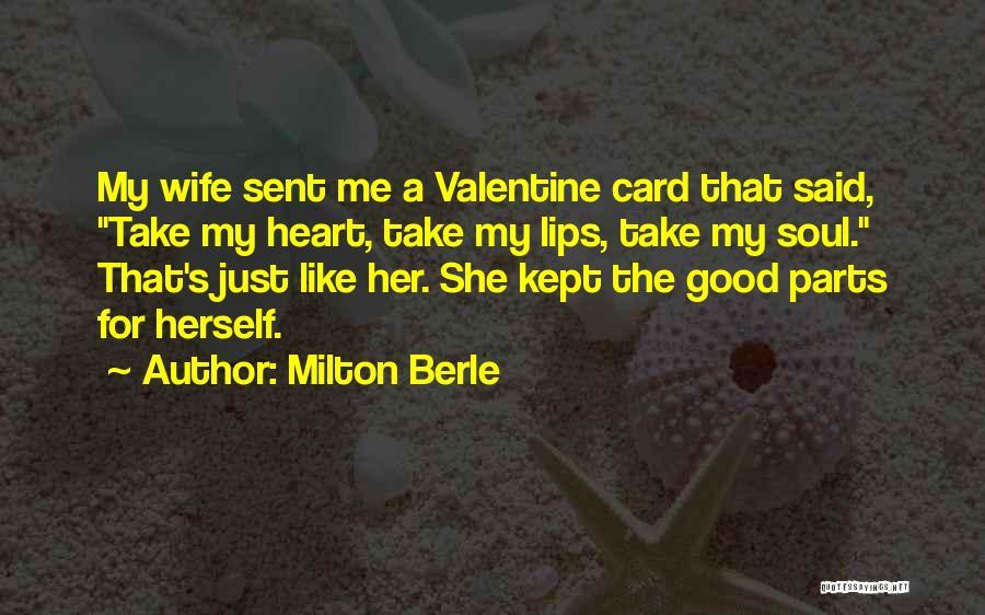 Milton Berle Quotes 815383