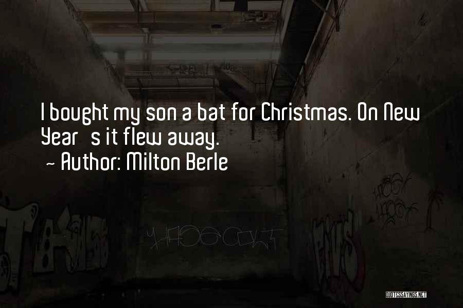 Milton Berle Quotes 850894