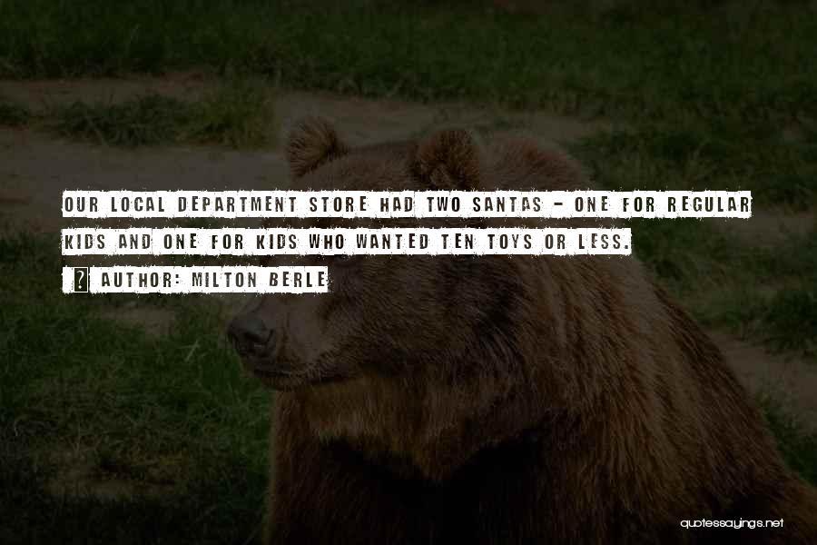 Milton Berle Quotes 945726