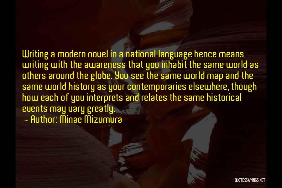 Minae Mizumura Quotes 1520496