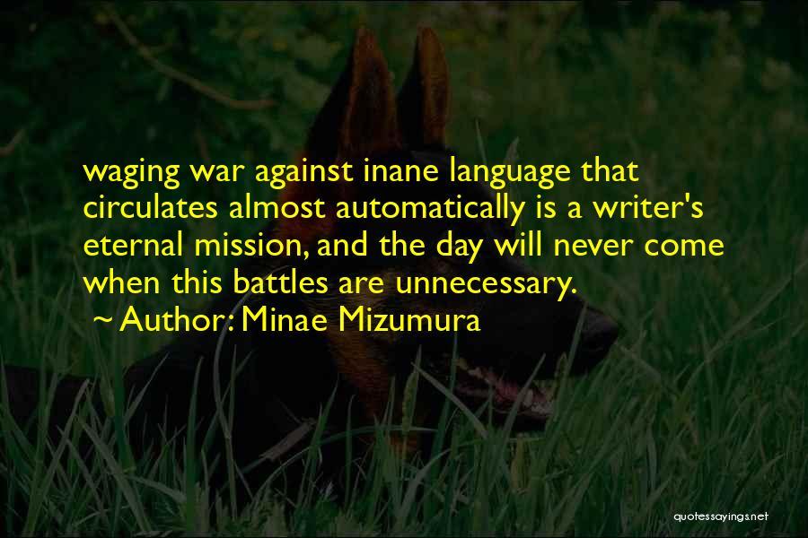 Minae Mizumura Quotes 1568670