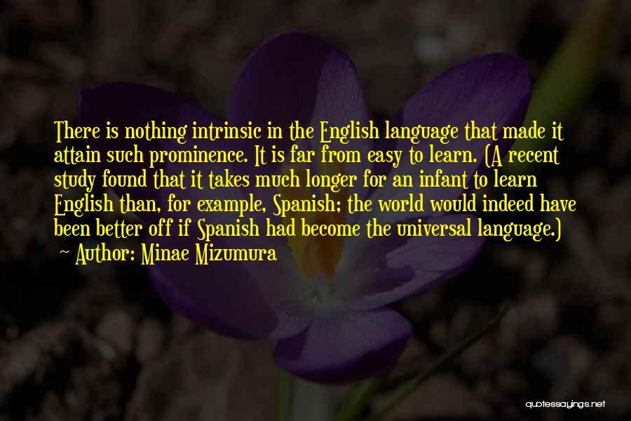 Minae Mizumura Quotes 2083680