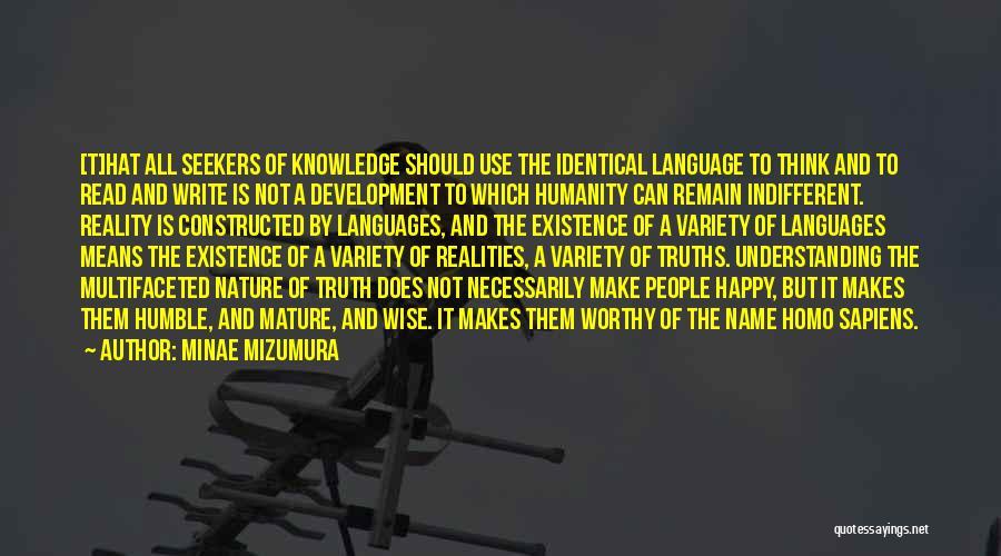 Minae Mizumura Quotes 2200180