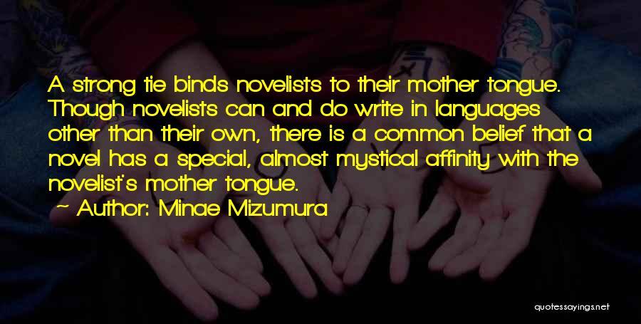 Minae Mizumura Quotes 701468
