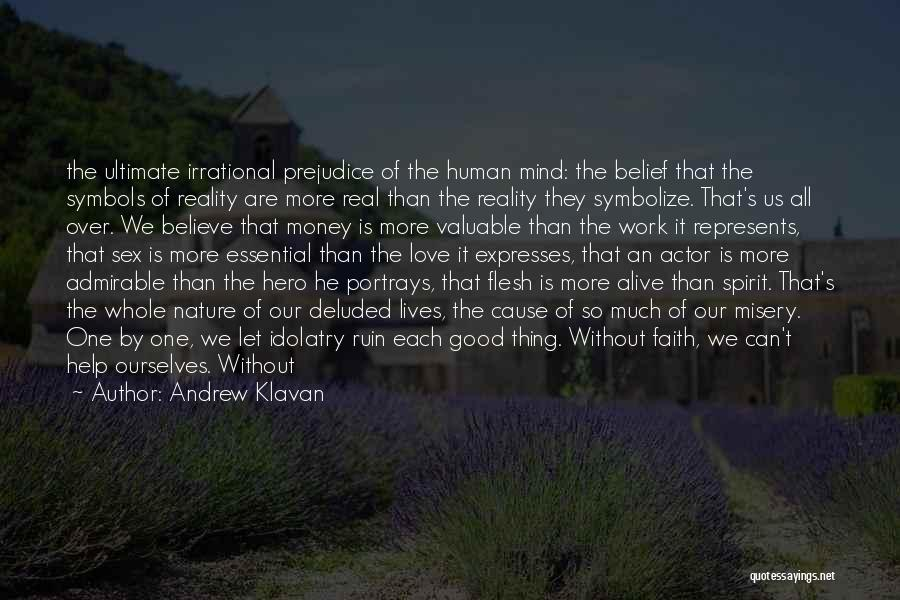 Mind And Money Quotes By Andrew Klavan