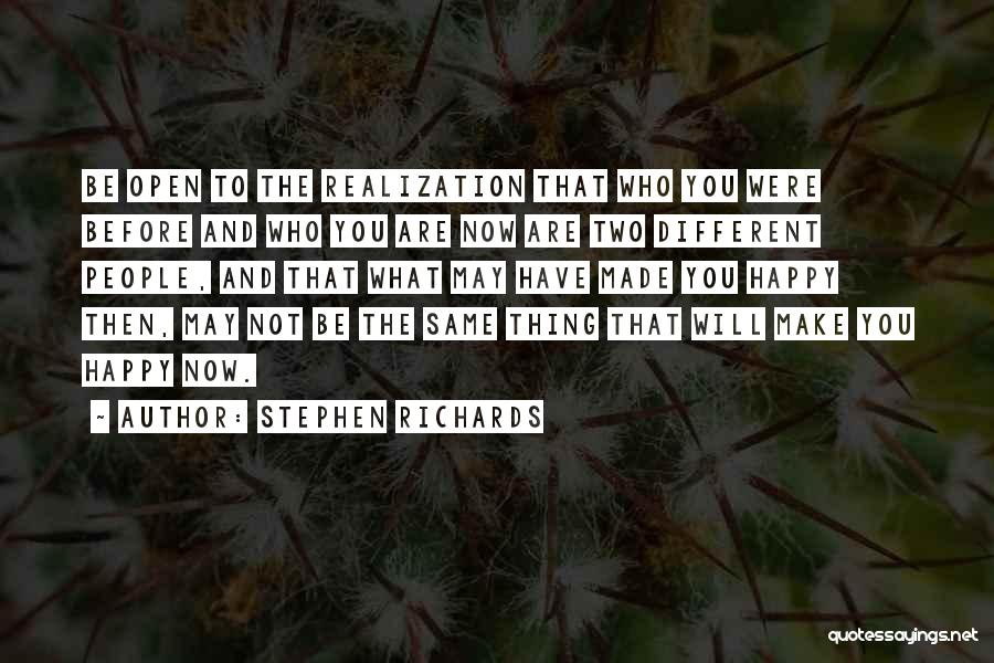 Mind And Money Quotes By Stephen Richards