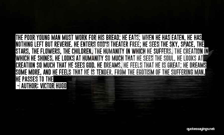 Mind And Money Quotes By Victor Hugo