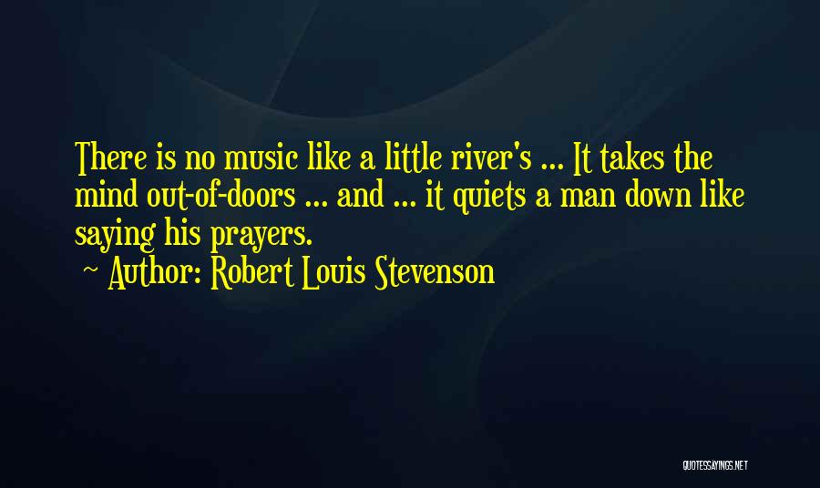 Mind And Music Quotes By Robert Louis Stevenson