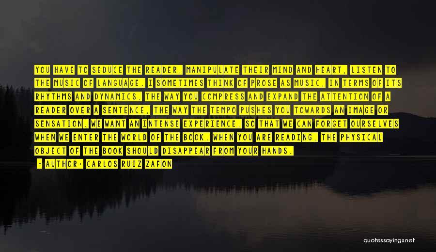 Mind Over Heart Quotes By Carlos Ruiz Zafon