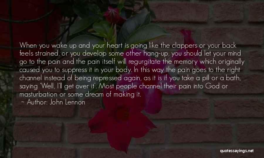 Mind Over Heart Quotes By John Lennon