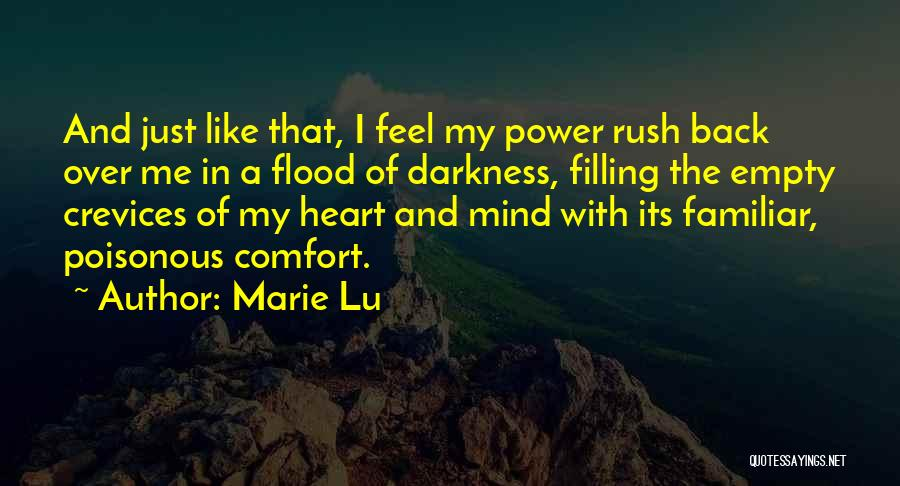 Mind Over Heart Quotes By Marie Lu