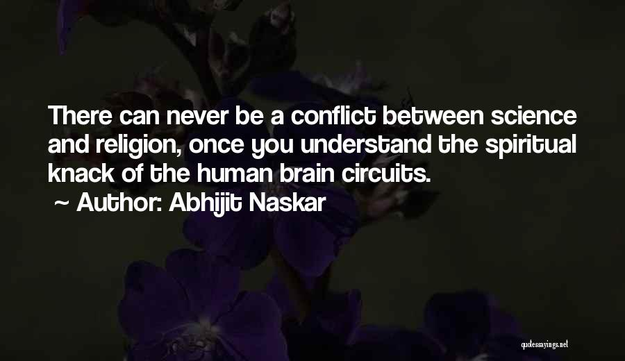 Mind Vs Brain Quotes By Abhijit Naskar