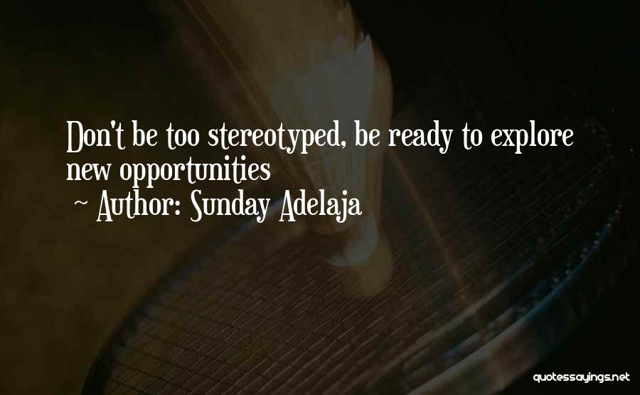 Mindedness Quotes By Sunday Adelaja