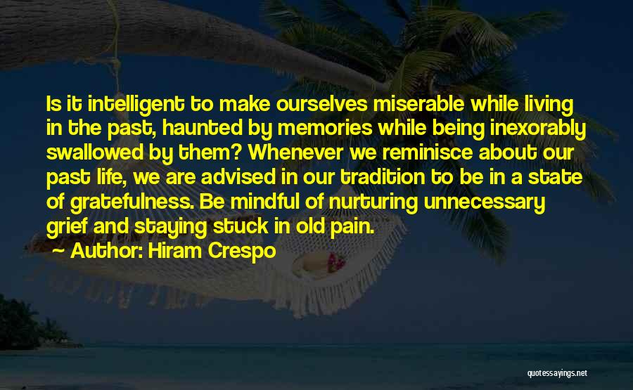 Mindful Living Quotes By Hiram Crespo