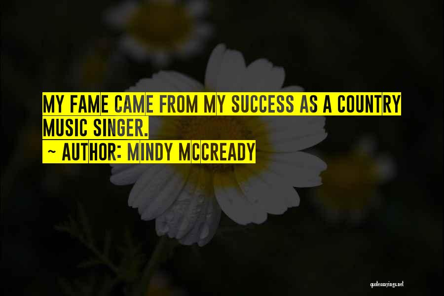 Mindy McCready Quotes 1834854