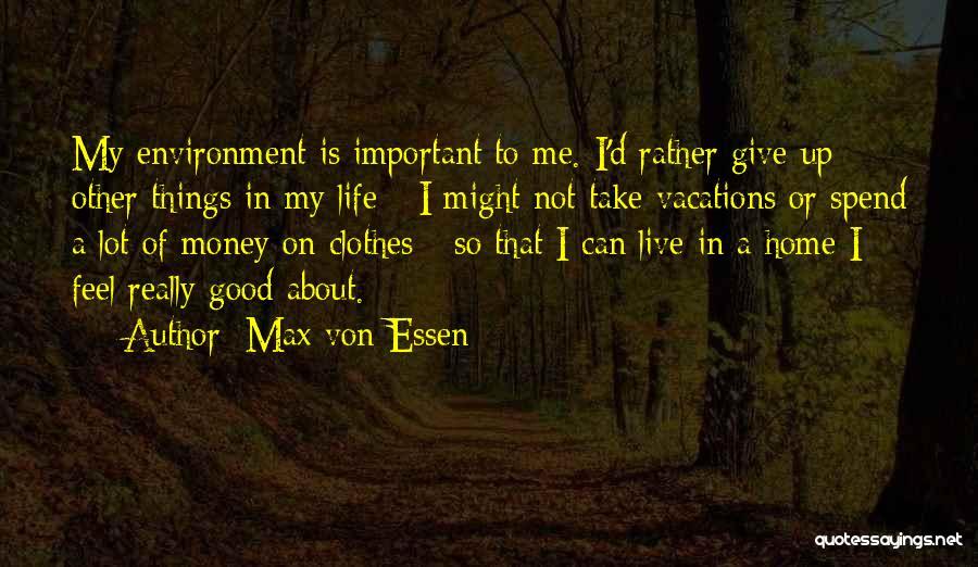Mini Vix Futures Quotes By Max Von Essen