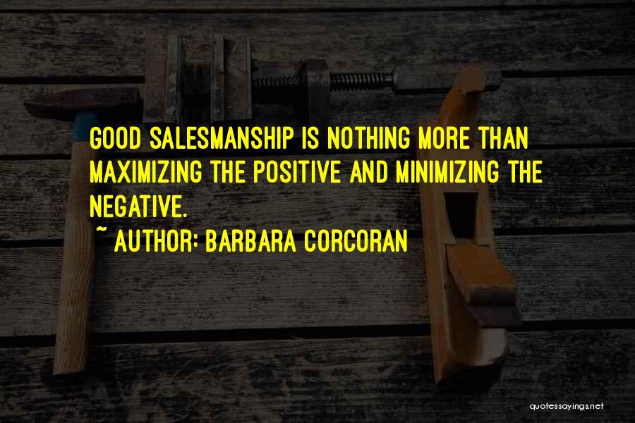 Minimizing Quotes By Barbara Corcoran