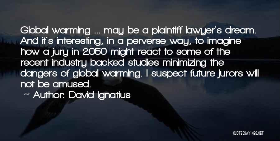 Minimizing Quotes By David Ignatius