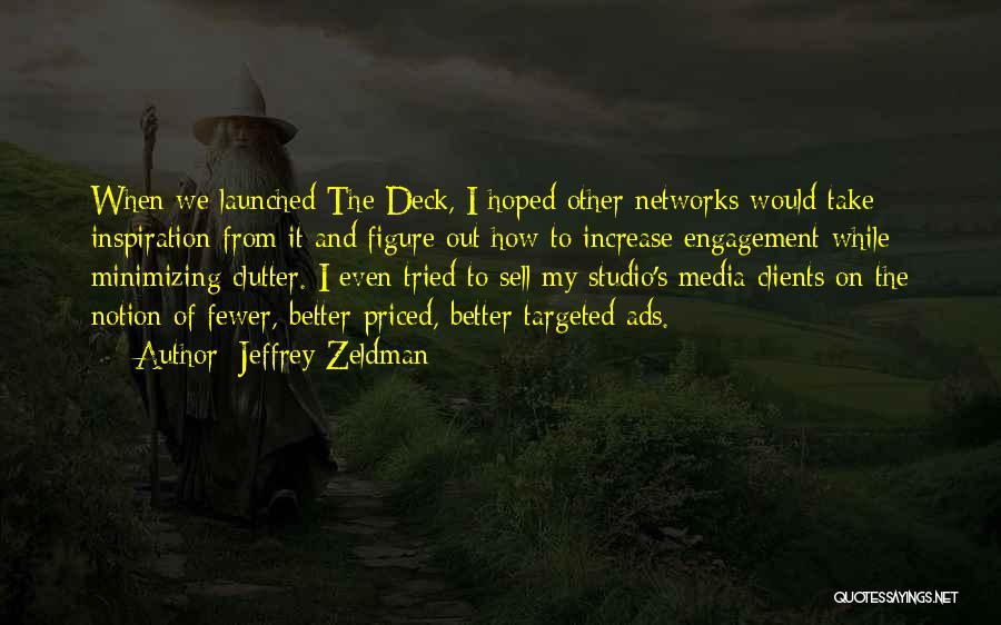 Minimizing Quotes By Jeffrey Zeldman