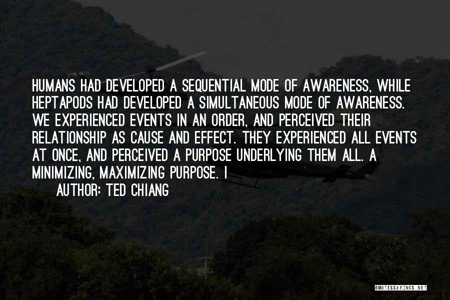 Minimizing Quotes By Ted Chiang